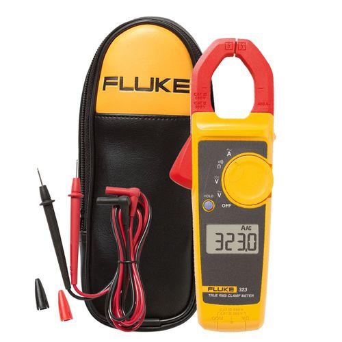 Alicate Amperímetro Fluke 323 400A-600V AC