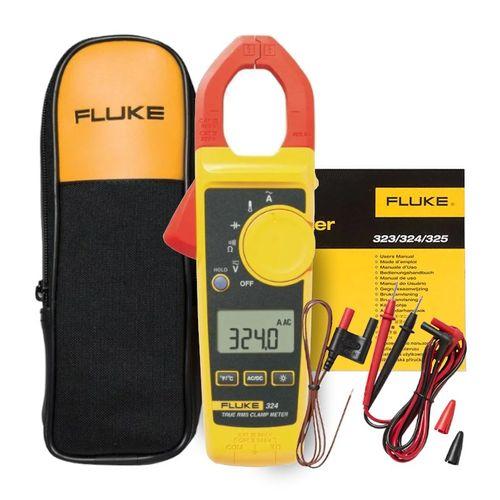 Alicate Amperímetro Fluke 324 400A-600V AC
