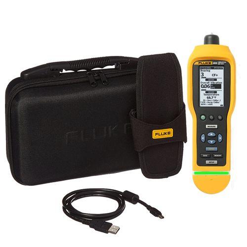Medidores de Vibração e Testadores de Vibração Portáteis Fluke 805
